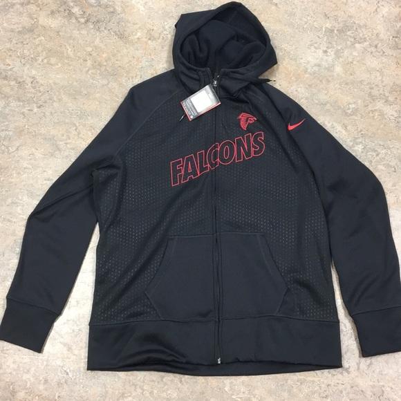 Atlanta Falcons Nike Women s Hoodie Sweatshirt XXL d3d3cadb4e